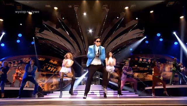 Która polska aktorka tańczy Gangam Style? (VIDEO)