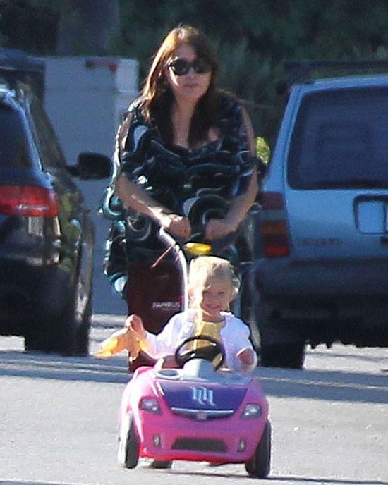 Pink pomyka z mężem na Harleyach (FOTO)