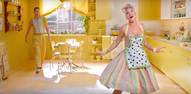 Najlepszy teledysk roku należy do Pink!