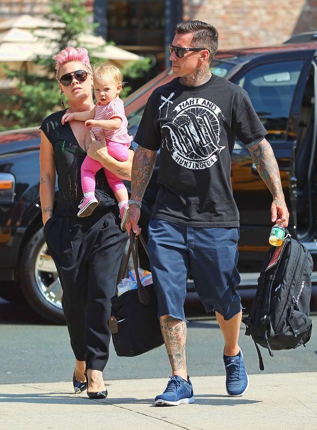 Pink i Hart z córeczką Willow (FOTO)