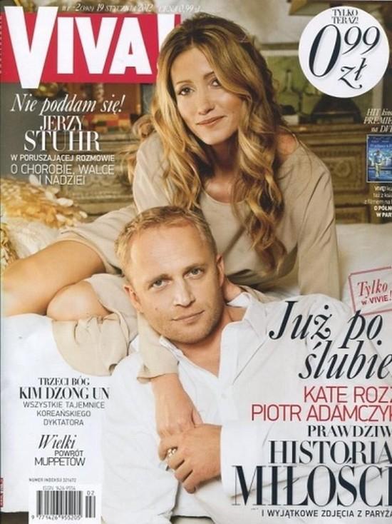 Piotr Adamczyk i Weronika Rosati mają ROMANS?