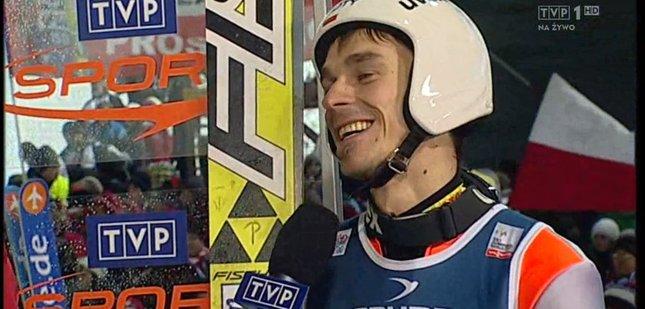 Piotr Żyła – największy jajcarz wśród skoczków narciarskich