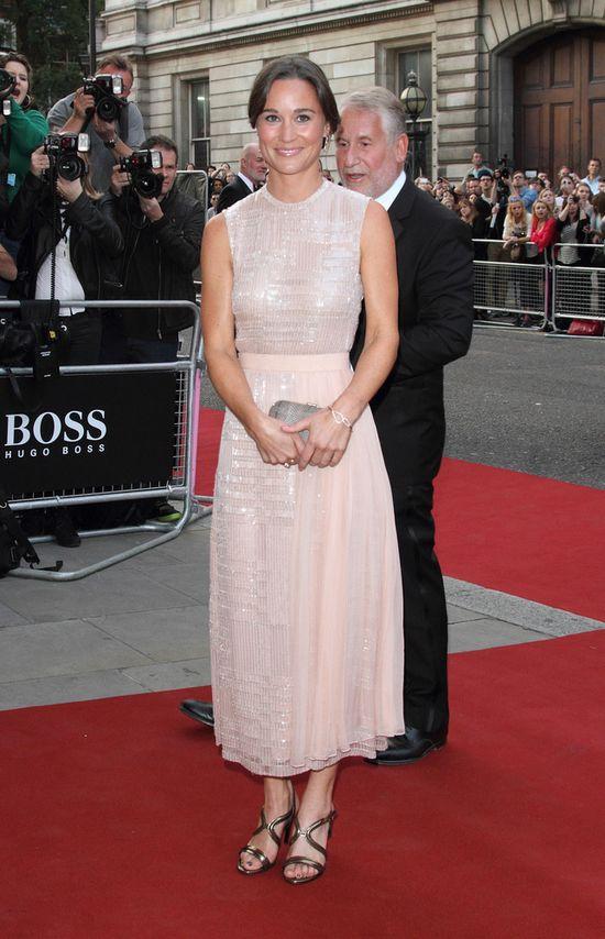 Pippa Middleton zdegustowana wyborem Kobiety Roku GQ?