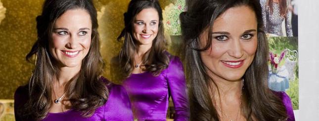 Pippa Middleton jak klon księżnej Katarzyny! (FOTO)