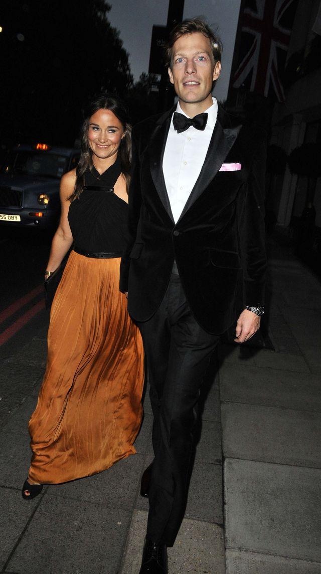 Pippa Middleton zaszła w ciążę podczas miesiąca miodowego?