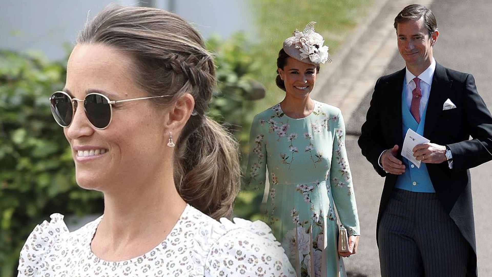 To OFICJALNE – wiemy, jak Pippa Middleton dała na IMIĘ synowi