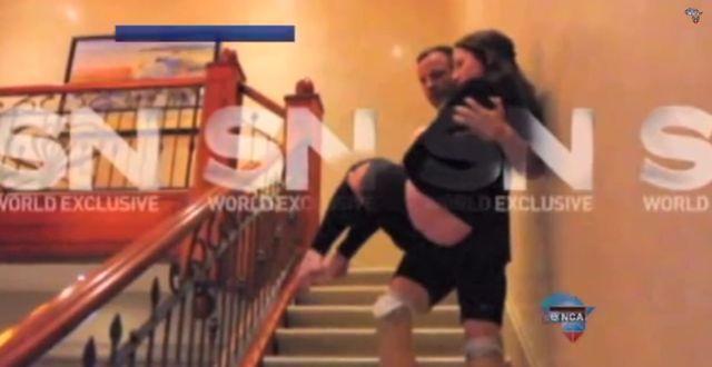 To video pokazuje, jak Oscar Pistorius zabił narzeczonąVIDEO