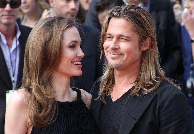 Brad Pitt skończył 51 lat (FOTO)