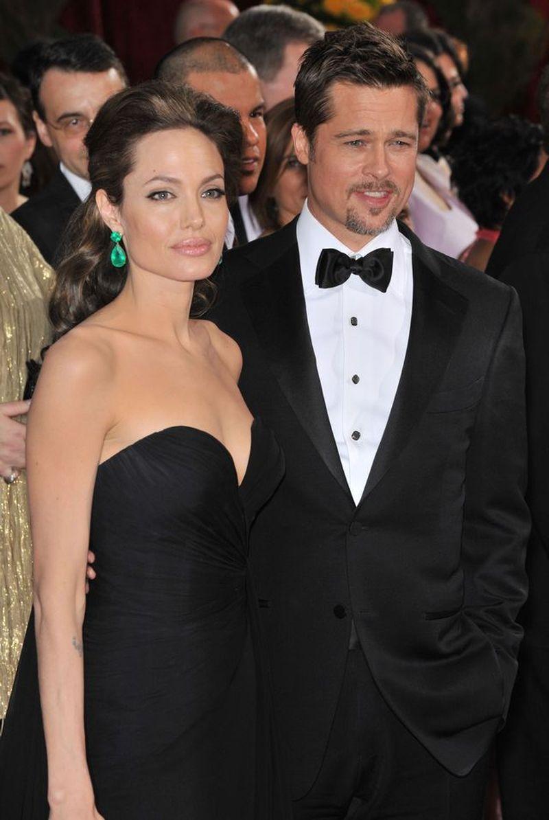 WOJNA między Angeliną Jolie i Bradem Pittem - chodzi o dzieci