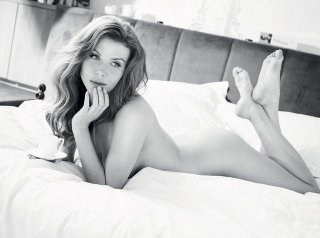 Tylko u nas - Agata Załęcka w Playboyu (FOTO)