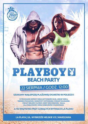 Impreza PLAYBOYA w klubie La Playa