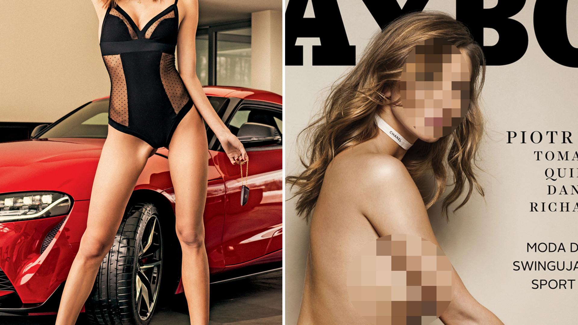 Ludwika Cichecka na okładce Playboya – ma szansę zostać nową celebrytką?