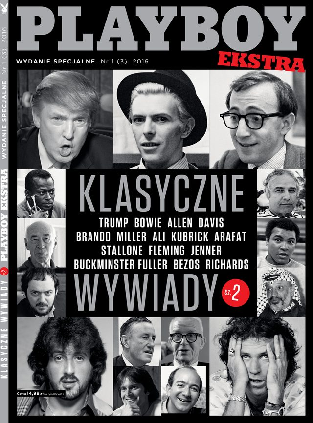 Już jest! Druga część Klasycznych Wywiadów Playboya
