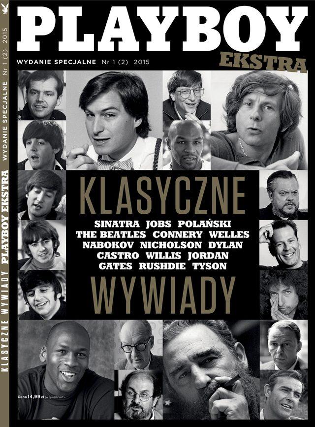 Ju� jutro SPECJALNE wydanie Playboya