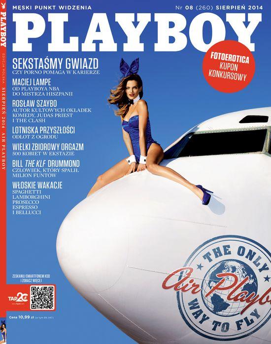 Tymczasem w najnowszym Playboyu... (FOTO)