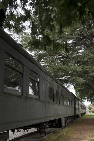 złoty pociąg zdjęcie symboliczne