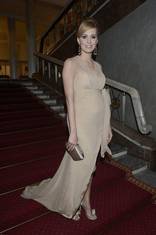 Agnieszka Popielewicz w ciąży wygląda świetnie (FOTO)