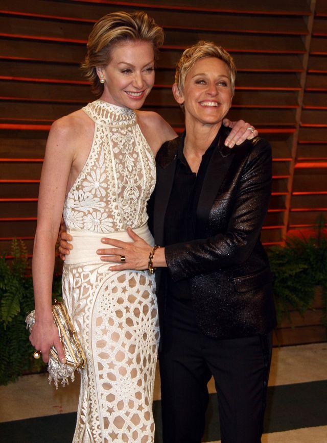 Tego ju� by�o za du�o dla Portii De Rossi (FOTO)