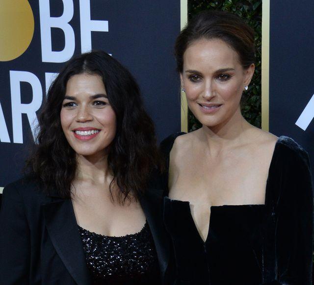 Po tym, co powiedziała Natalie Portman na Złotych Globach 2018 w sieci zawrzało