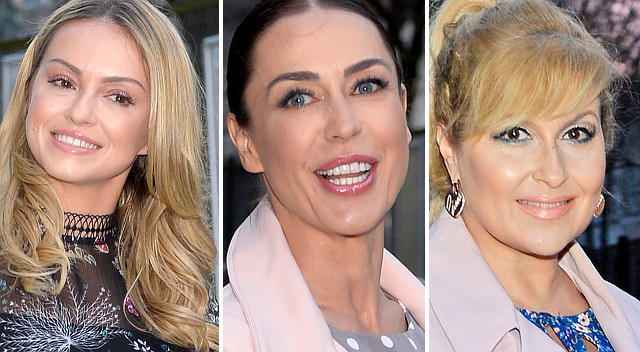 Piękna Ola Jordan, Kasia Skrzynecka i inne gwiazdy na premierze (ZDJĘCIA)