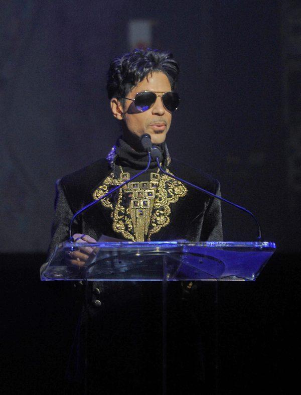 Była narzeczona Prince'a o jego śmierci