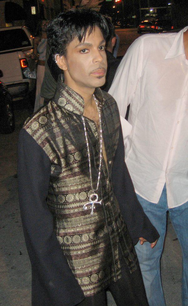 Prince nie żyje - gwiazdy są w szoku