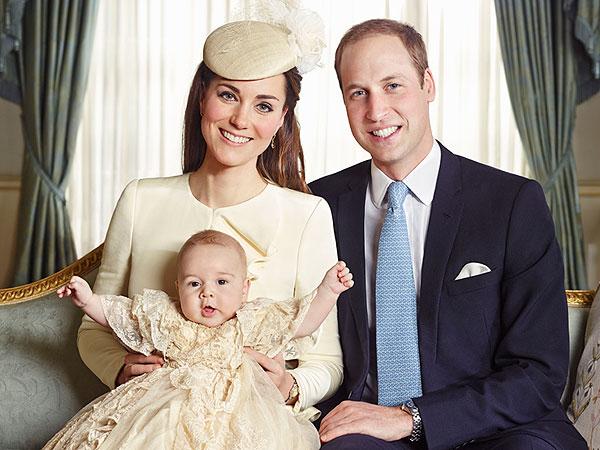 Już są kolejne oficjalne portrety Księcia George'a (FOTO)