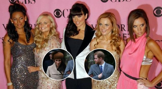To PEWNE! Spice Girls zagrają na ślubie księcia Harry'ego!