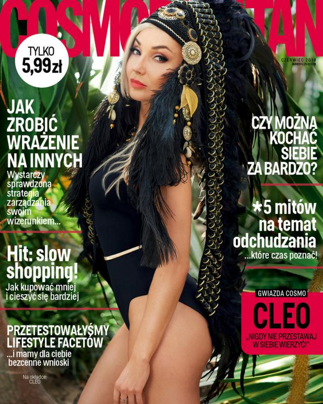 Cleo ZAKOCHANA! Zdradza szczegóły swojego związku
