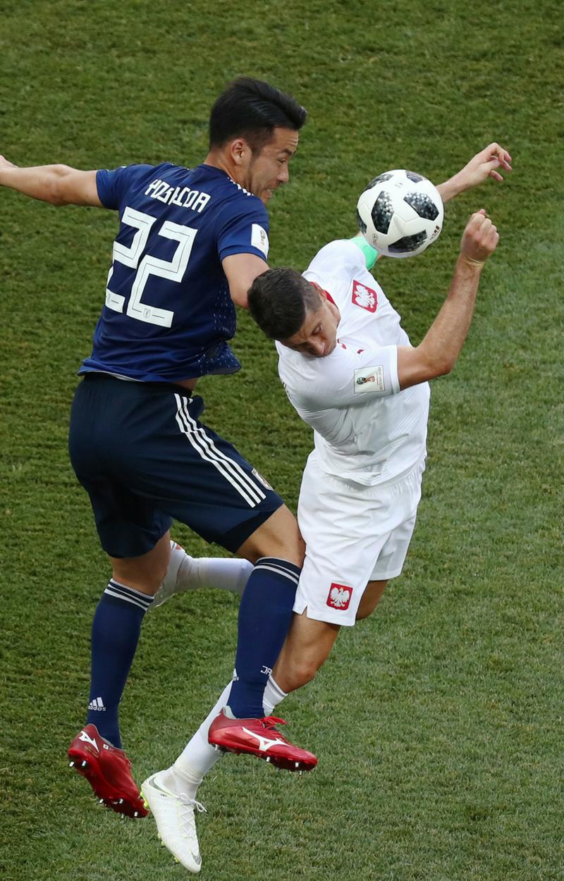 Ale emocje! Pierwsza połowa Polska - Japonia z wynikiem 0:0