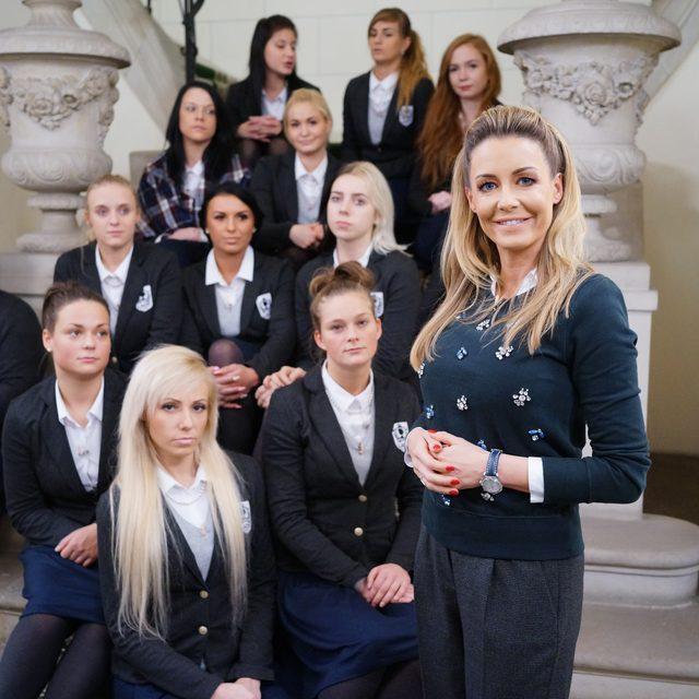 Projekt Lady - Ma�gorzata Rozenek na planie show (FOTO)
