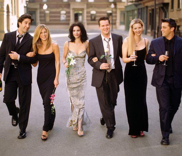 OMG! 10 lat od zakończenia Przyjaciół nagrano nowy odcinek!