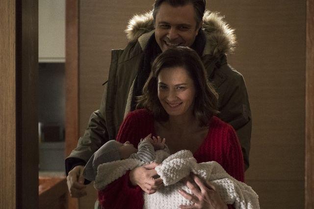 A w Przyjaciółkach...  Zuza dowie się, kto jest ojcem jej dziecka!
