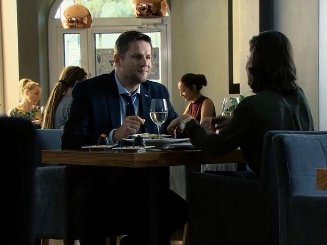 Przyjaciółki 10. sezon: Seks w restauracji!? (ZDJĘCIA+VIDEO)