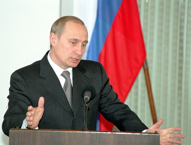 Władimir Putin rozwodzi się z żoną!
