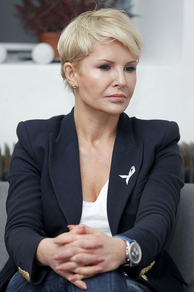 Joanna Racewicz chce POZWAĆ TVP za zwolnienie: Chodzi o godność