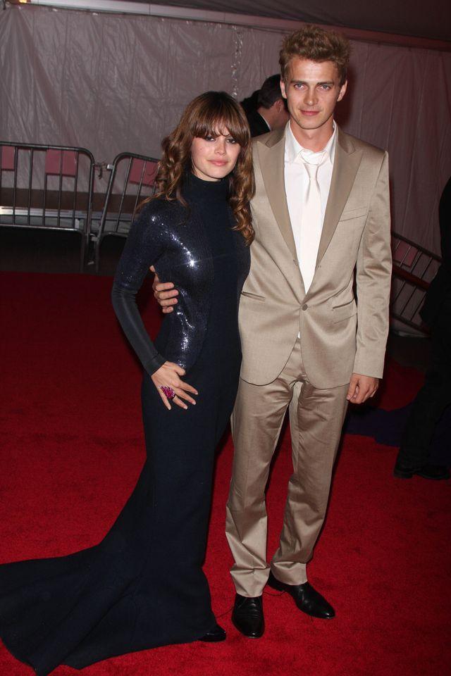 Po 10 latach Rachel Bilson i Hayden Christensen postanowili się rozstać!
