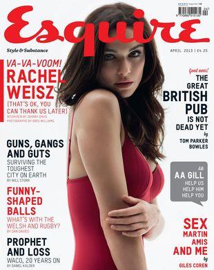 Dlaczego Rachel Weisz nie chce mówić o swym małżeństwie?