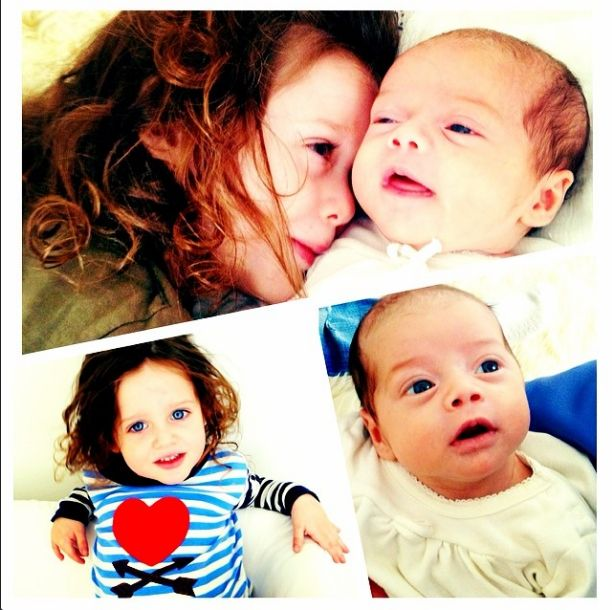 Rachel Zoe chwali się dziećmi (FOTO)