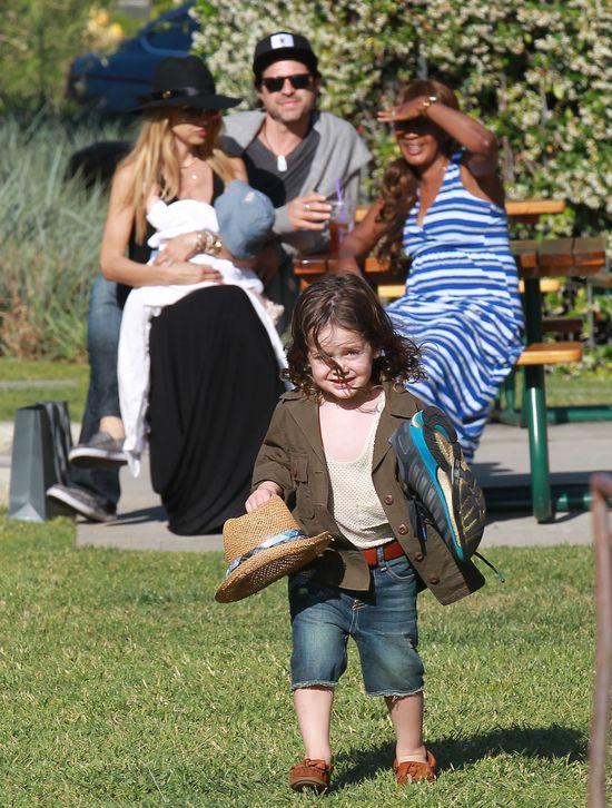 Rachel Zoe w rodzinnym wydaniu (FOTO)
