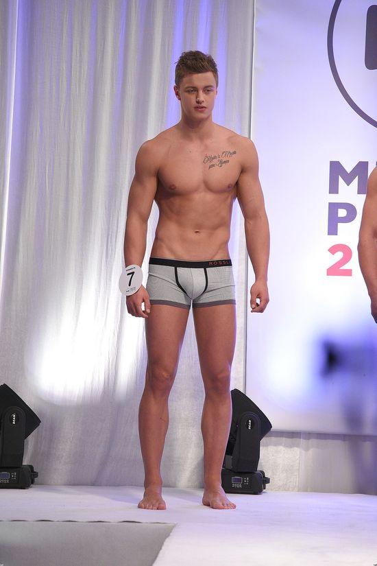 Rafa� Jonkisz - oto Mister Polski 2015 (FOTO)