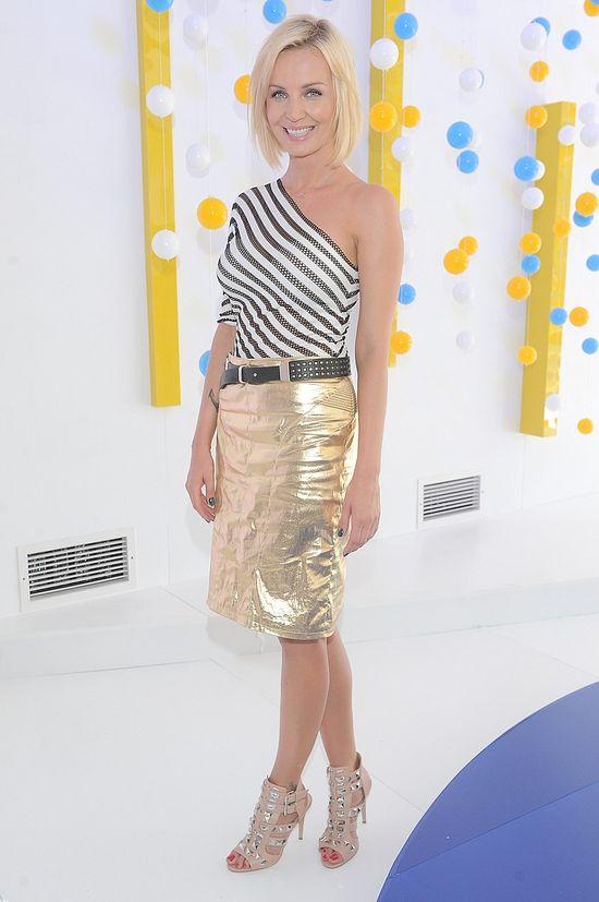 Agnieszka Szulim nie ubierze się bez stylistki!