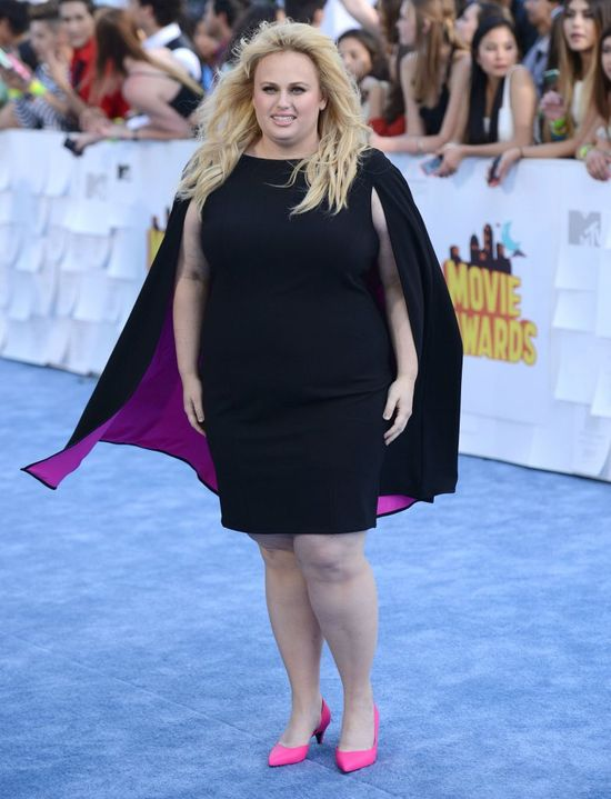 Takie widoki na MTV Movie Awards! (FOTO)