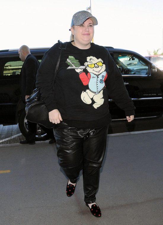 Rebel Wilson: Kompletnie nie mam wyczucia stylu