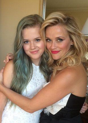 Reese Witherspoon i Ryan Phillipe mają piękną córkę (INS)