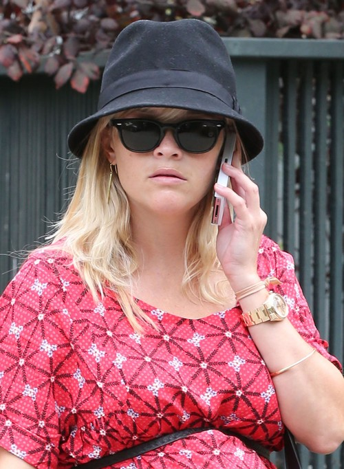 Reese Witherspoon urodzi chłopca