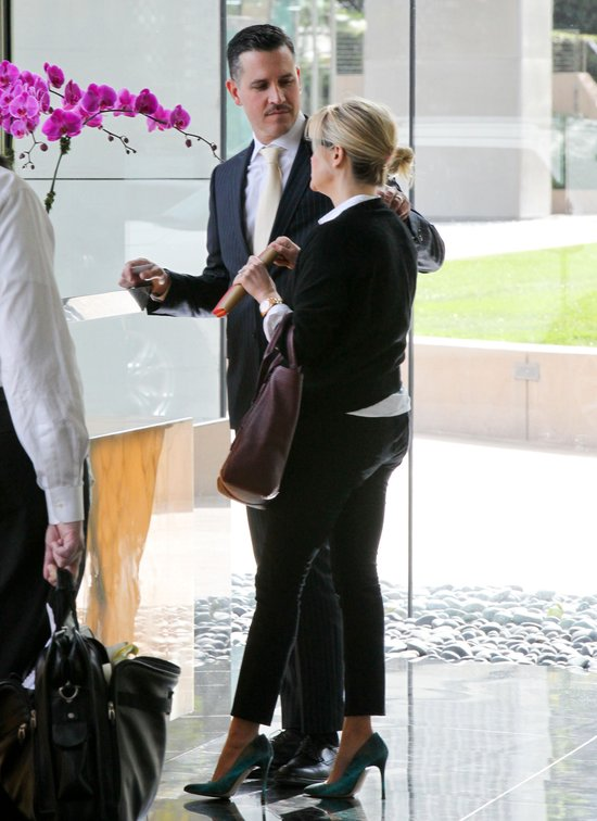 Reese Witherspoon wraca do formy (FOTO)