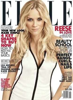 Reese Witherspoon: Po dzieciach czuję się bardziej sexy