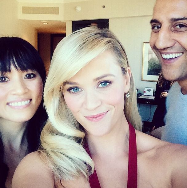 Reese Witherspoon na lunchu z bratem (FOTO)