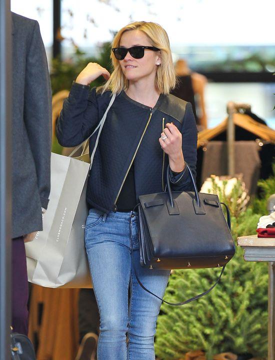 Reese Witherspoon odgapi�a fryzur� od Jennifer Aniston? FOTO